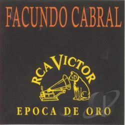 Cabral, Facundo - Epoca De Oro CD Cover Art