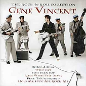 Vincent, Gene - Rock 'N' Roll Collection CD Cover Art
