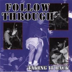 Follow Through - Taking It Back CD Cover Art