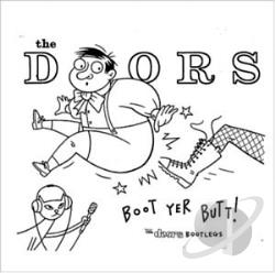 Doors - Boot Yer Butt!: The Doors Bootlegs CD Cover Art
