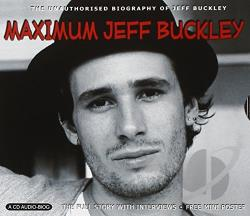 Buckley, Jeff - Maximum:Jeff Buckley CD Cover Art