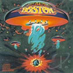 Boston - Boston CD Cover Art