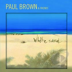Brown, Paul - White Sand CD Cover Art