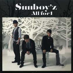 Sun Boy'Z - All For 1 CD Cover Art