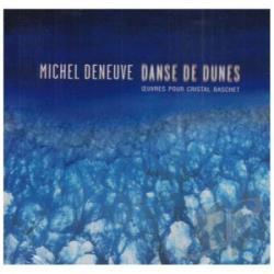 Deneuve Michel - Danses Des Dunes CD Cover Art