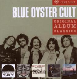 Blue Oyster Cult - Original Album Classics CD Cover Art