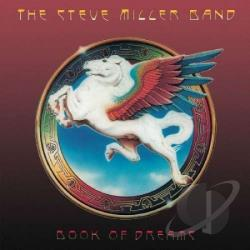 Miller, Steve Band - Book of Dreams CD Cover Art