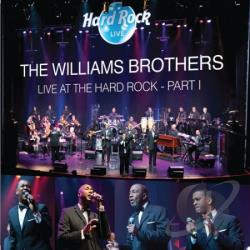 William Brothers - Live at the Hard Rock, Vol. 1 CD Cover Art