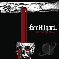 Goatwhore - Blood for the Master CD Cover Art