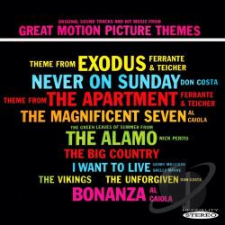 Great Motion Picture Themes CD Cover Art