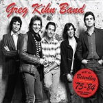 Kihn, Greg / Kihn, Greg Band - Best of Beserkley '75-'84 CD Cover Art