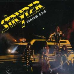 Stryper - Soldiers Under Command CD Cover Art