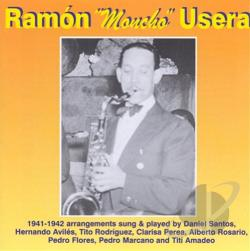Usera, Ramon Moncho - Moncho: 1941-1942 CD Cover Art