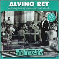 Rey, Alvino - Alvino Rey & His Orchestra CD Cover Art