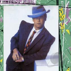John, Elton - Jump Up CD Cover Art