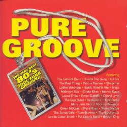 Pure Groove CD Cover Art