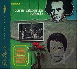Alpert, Herb / Tijuana Brass - Herb Alpert's Ninth CD Cover Art