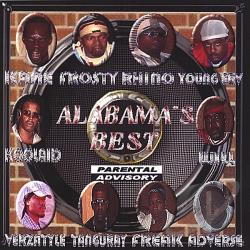 Double A Recordz - Alabama's Best CD Cover Art
