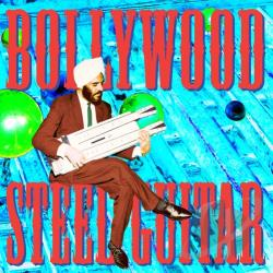 Bollywood Steel Guitar CD Cover Art