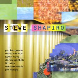 Shapiro, Steve - Xylophobia CD Cover Art