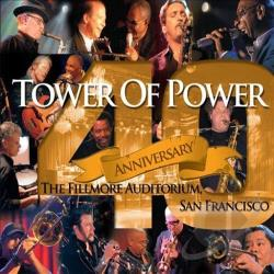 Tower Of Power - 40th Anniversary CD Cover Art