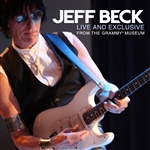 Beck, Jeff - Live And Exclusive From The Grammy Museum DB Cover Art