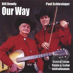 Dowdy, Bill & Paul Schlesinger - Our Way CD Cover Art