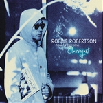 Robertson, Robbie - How to Become Clairvoyant CD Cover Art