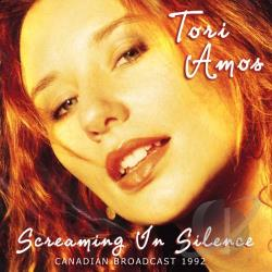 Amos, Tori - Screaming in Silence CD Cover Art