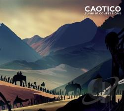 Caotico - Sunrise Confessions CD Cover Art