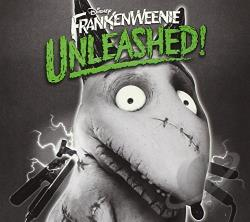 Frankenweenie Unleashed! CD Cover Art