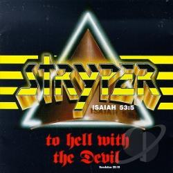 Stryper - To Hell with the Devil CD Cover Art