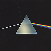 Pink Floyd - Dark Side Of The Moon CD Cover Art
