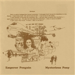 Emperor Penguin - Mysterious Pony CD Cover Art