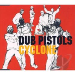 Dub Pistols - Cyclone CD Cover Art