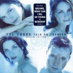 Corrs - Talk on Corners CD Cover Art