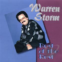 Storm, Warren - Best of the Rest CD Cover Art