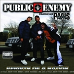 Public Enemy - Rebirth Of A Nation CD Cover Art