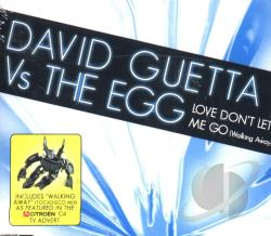 Egg / Guetta, David - Love Don't Let Me Go (Walking Away) DS Cover Art