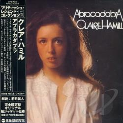 Hamill, Claire - Abracadabra CD Cover Art