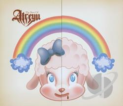 Atreyu - Best of Atreyu CD Cover Art