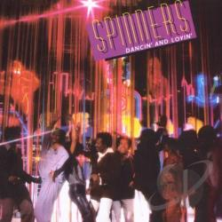 Spinners - Dancin' and Lovin' CD Cover Art
