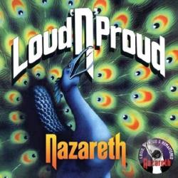 Nazareth - Loud 'N' Proud CD Cover Art