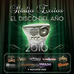 Radio Exitos: El Disco Del Ano 2010 CD Cover Art