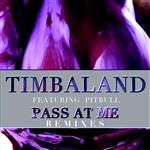Timbaland - Pass At Me (Remixes) DB Cover Art