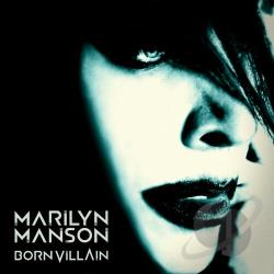 Manson, Marilyn - Born Villain CD Cover Art