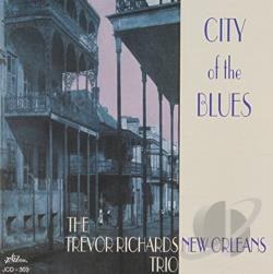 Richards, Trevor - City of the Blues CD Cover Art