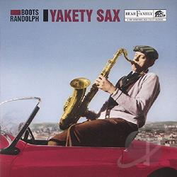 Randolph, Boots - Yakety Sax CD Cover Art