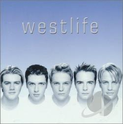 Westlife - Westlife CD Cover Art