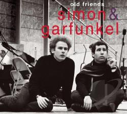 Simon & Garfunkel - Old Friends CD Cover Art